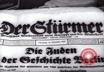 Image of German newspapers Germany, 1937, second 22 stock footage video 65675073931
