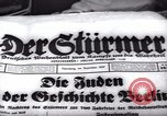 Image of German newspapers Germany, 1937, second 24 stock footage video 65675073931