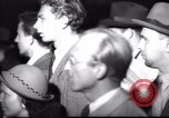 Image of Czech citizens Prague Czechoslovakia, 1946, second 62 stock footage video 65675073939