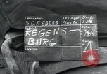 Image of United States troops Regensburg Germany, 1945, second 4 stock footage video 65675073950