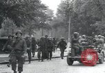 Image of United States troops Regensburg Germany, 1945, second 6 stock footage video 65675073950