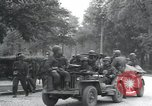 Image of United States troops Regensburg Germany, 1945, second 9 stock footage video 65675073950