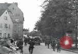 Image of United States troops Regensburg Germany, 1945, second 21 stock footage video 65675073950