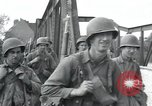 Image of United States troops Regensburg Germany, 1945, second 31 stock footage video 65675073950