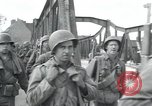 Image of United States troops Regensburg Germany, 1945, second 32 stock footage video 65675073950