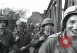Image of United States troops Regensburg Germany, 1945, second 43 stock footage video 65675073950