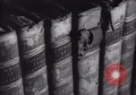 Image of Bodleian Library Oxford England United Kingdom, 1935, second 57 stock footage video 65675073976