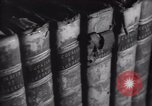 Image of Bodleian Library Oxford England United Kingdom, 1935, second 59 stock footage video 65675073976