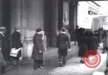 Image of anti-Nazi protesters New York City USA, 1938, second 17 stock footage video 65675073983
