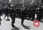 Image of United States troops Pilsen Czechoslovakia, 1946, second 2 stock footage video 65675073989