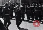 Image of United States troops Pilsen Czechoslovakia, 1946, second 4 stock footage video 65675073989