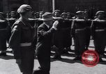 Image of United States troops Pilsen Czechoslovakia, 1946, second 6 stock footage video 65675073989