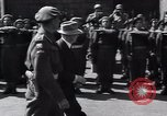 Image of United States troops Pilsen Czechoslovakia, 1946, second 7 stock footage video 65675073989