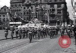 Image of United States troops Pilsen Czechoslovakia, 1946, second 12 stock footage video 65675073989