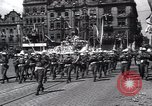 Image of United States troops Pilsen Czechoslovakia, 1946, second 14 stock footage video 65675073989