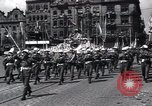 Image of United States troops Pilsen Czechoslovakia, 1946, second 15 stock footage video 65675073989