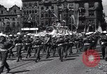 Image of United States troops Pilsen Czechoslovakia, 1946, second 16 stock footage video 65675073989