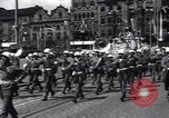 Image of United States troops Pilsen Czechoslovakia, 1946, second 17 stock footage video 65675073989