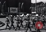 Image of United States troops Pilsen Czechoslovakia, 1946, second 19 stock footage video 65675073989