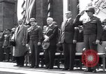 Image of United States troops Pilsen Czechoslovakia, 1946, second 22 stock footage video 65675073989