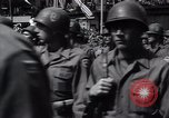 Image of United States troops Pilsen Czechoslovakia, 1946, second 34 stock footage video 65675073989