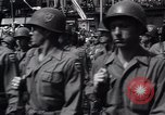 Image of United States troops Pilsen Czechoslovakia, 1946, second 35 stock footage video 65675073989