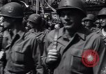 Image of United States troops Pilsen Czechoslovakia, 1946, second 36 stock footage video 65675073989