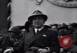 Image of United States troops Pilsen Czechoslovakia, 1946, second 39 stock footage video 65675073989