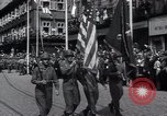 Image of United States troops Pilsen Czechoslovakia, 1946, second 41 stock footage video 65675073989