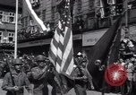 Image of United States troops Pilsen Czechoslovakia, 1946, second 42 stock footage video 65675073989