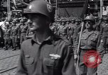 Image of United States troops Pilsen Czechoslovakia, 1946, second 46 stock footage video 65675073989