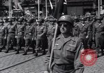 Image of United States troops Pilsen Czechoslovakia, 1946, second 47 stock footage video 65675073989