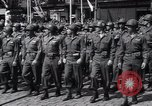 Image of United States troops Pilsen Czechoslovakia, 1946, second 49 stock footage video 65675073989