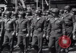 Image of United States troops Pilsen Czechoslovakia, 1946, second 50 stock footage video 65675073989