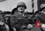 Image of United States troops Pilsen Czechoslovakia, 1946, second 53 stock footage video 65675073989