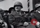 Image of United States troops Pilsen Czechoslovakia, 1946, second 54 stock footage video 65675073989