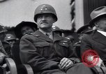 Image of United States troops Pilsen Czechoslovakia, 1946, second 55 stock footage video 65675073989