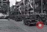 Image of United States troops Pilsen Czechoslovakia, 1946, second 57 stock footage video 65675073989