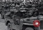 Image of United States troops Pilsen Czechoslovakia, 1946, second 60 stock footage video 65675073989