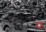 Image of United States troops Pilsen Czechoslovakia, 1946, second 61 stock footage video 65675073989