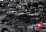 Image of United States troops Pilsen Czechoslovakia, 1946, second 62 stock footage video 65675073989