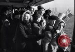 Image of refugees New York United States USA, 1941, second 2 stock footage video 65675074118