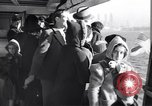 Image of refugees New York United States USA, 1941, second 9 stock footage video 65675074118
