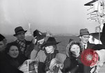 Image of refugees New York United States USA, 1941, second 44 stock footage video 65675074118