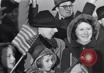 Image of refugees New York United States USA, 1941, second 45 stock footage video 65675074118