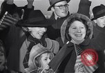 Image of refugees New York United States USA, 1941, second 46 stock footage video 65675074118