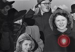 Image of refugees New York United States USA, 1941, second 48 stock footage video 65675074118