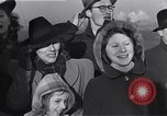 Image of refugees New York United States USA, 1941, second 49 stock footage video 65675074118