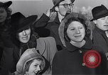 Image of refugees New York United States USA, 1941, second 51 stock footage video 65675074118