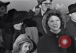 Image of refugees New York United States USA, 1941, second 53 stock footage video 65675074118